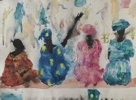 miquel barcelo obra africana homines portal de arte