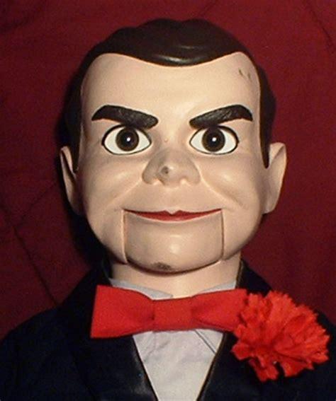 "Haunted Ventriloquist Doll ""eyes Follow You"" Creepy Slappy"