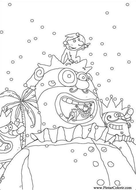 drawings  paint colour carnival print design