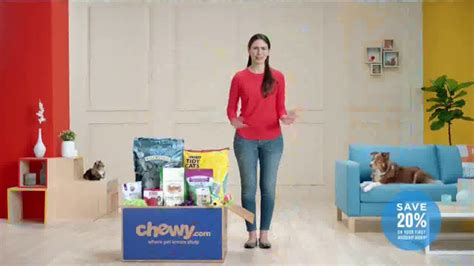chewycom tv commercial  shopping  pets easy