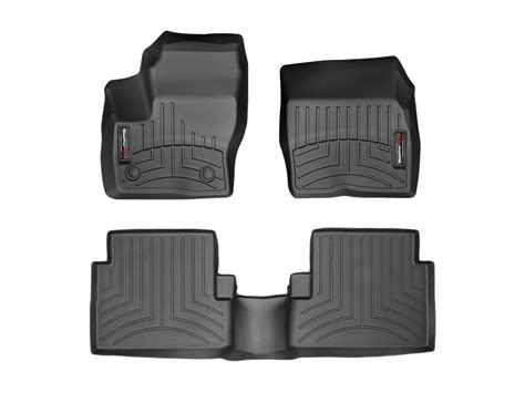 weathertech floor mats groupon weathertech floor mats floorliner for ford escape 2015 2017 ebay