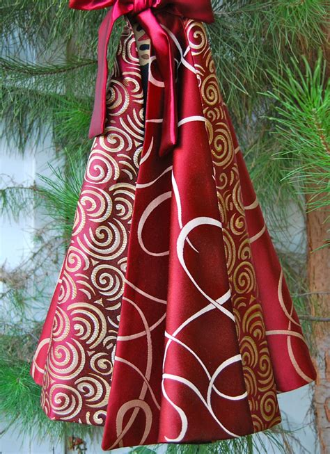 deep red and gold christmas tree skirt red and gold 53