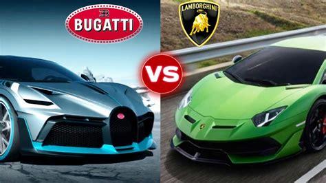 Lamborghini Vs Price by Bugatti Veyron Vs Lamborghini Aventador Comparison