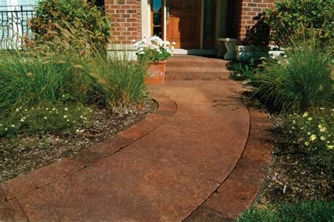 outdoor pool landscaping transform sidewalks with the look of