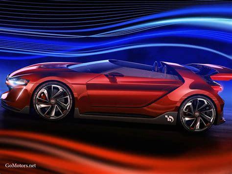 Volkswagen Gti Roadster Concept 2018 Photos Reviews