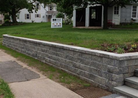 retention wall cost how much do retaining walls cost