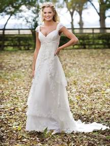 lace country wedding dresses big a wedding to inspire your