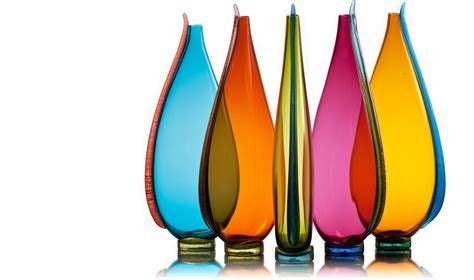 vases design ideas colored glass vases collectible decorative colored glass vases and bottles