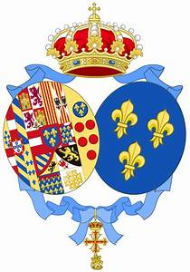 File Coat Of Arms Of Princess Anne  Duchess Of Calabria