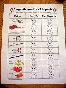 learning about magnets for preschoolers sensory fun for With magnetic letter printables