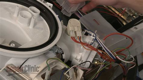 bosch dishwasher thermistor replacement repair  youtube