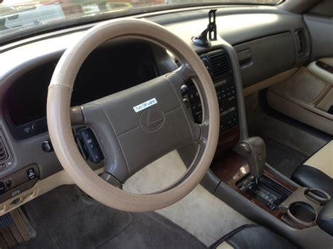 lexus ls400 interior 1992 lexus ls 400 pictures cargurus