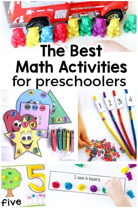 preschool math activities that are 798 | Preschool Math Activities Pin