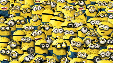 Minions Background Minions Wallpapers Hd Wallpapers Id 14156