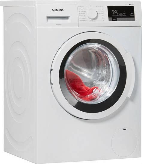 11 kg waschmaschine siemens waschmaschine iq500 wm14t3v0 8 kg 1400 u min