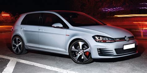 vw gti 7 the golf 7 gti powerful performance and smooth design