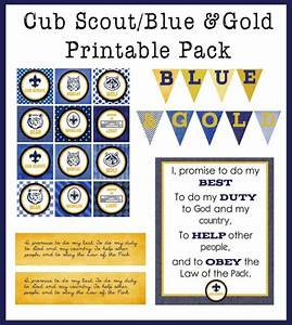 gold wrapper cliparts free download clip art free clip With cub scout blue and gold program template