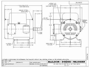 Baldor Single Phase Capacitor Wiring