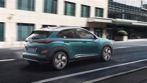 2019 Hyundai Kona Electric Debuts With Two Battery Options