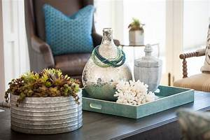 6 tips for decorating with coastal style year round With coastal coffee table decor