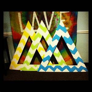 162 best images about tri delta on pinterest alpha With tri delta wooden letters