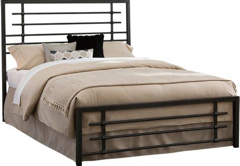 black bed frame colton black bed beds metal 4757