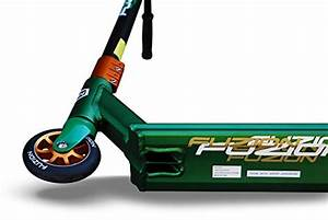 Fuzion Z350 Pro Scooter (Green) Sporting Goods Outdoor ...