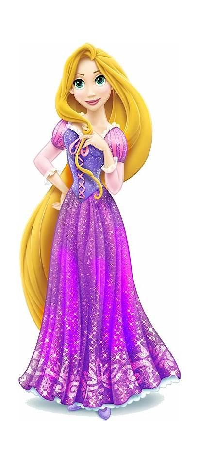 Rapunzel Disney Princess Redesign Princesa Tangled Princesses