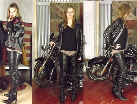Lucky Strike Leather Perfecto Jacket, Prada