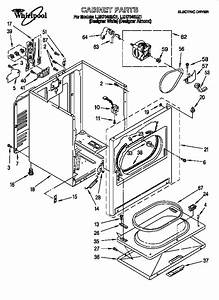 Whirlpool Dryers Parts