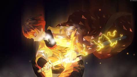 kimetsu  yaiba demon slayer zenitsu agatsuma