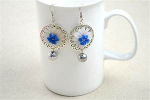 Handmade Handcrafted Jewelry How To Make Shell Earrings