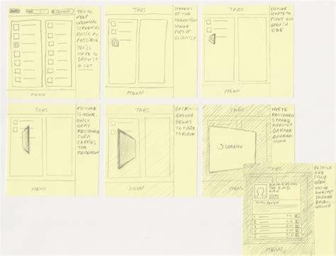 storyboarding ipad transitions