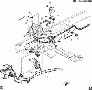 07 Chevy Kodiak Electronic Air Brake Control Module T7500 T8500