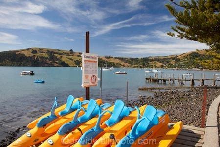 Pedal Boat Nz by Pedal Boats Akaroa Banks Peninsula Canterbury South