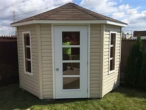 Cabanon En Bois : cabanon de rangement habitation larin section cabanon ~ Premium-room.com Idées de Décoration