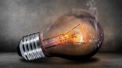 Bulb Wallpapers Digital Lightbulb Desktop Backgrounds July