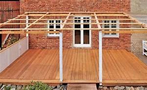 Terrassenuberdachung selber bauen gruenparadies for Günstige terrassenüberdachung