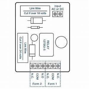 12v Changeover Relay Wiring Diagram