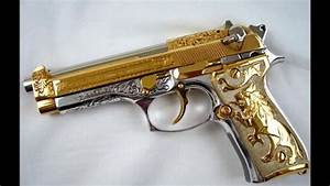GOLD Kalashnikov AK-47 - YouTube
