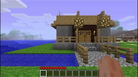 minecraft  awesome trap house gameplaycommentary youtube