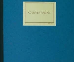bureau registre des entreprises registre enregistrement du courrier
