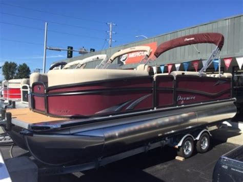 Pontoon Boats Yakima by Premier Boats For Sale In Washington