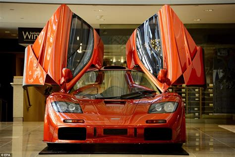 f1 sports car mclaren f1 sports car expected to fetch