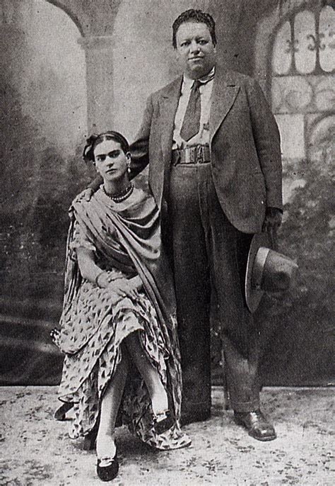 Hotparade The Official Wedding Portrait Of Diego Rivera