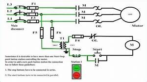 Vfd Starter Wiring Diagram  2020