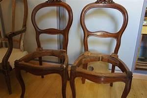 Tapisser Une Chaise : chaise salle a manger style ancien id es de d coration int rieure french decor ~ Melissatoandfro.com Idées de Décoration
