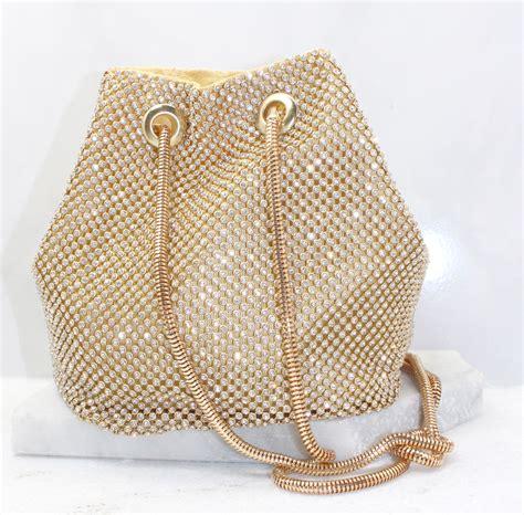 kiki evening bag  gold     shopping