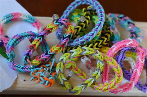 rubber band designs rubber band bracelets the saga continues with