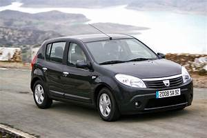 Dacia Logan Prix : photos dacia sandero 2009 interieur exterieur ann e 2009 citadine ~ Gottalentnigeria.com Avis de Voitures